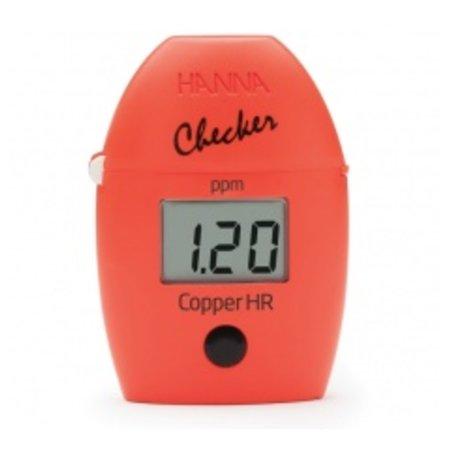 Hanna Checker for Copper HR