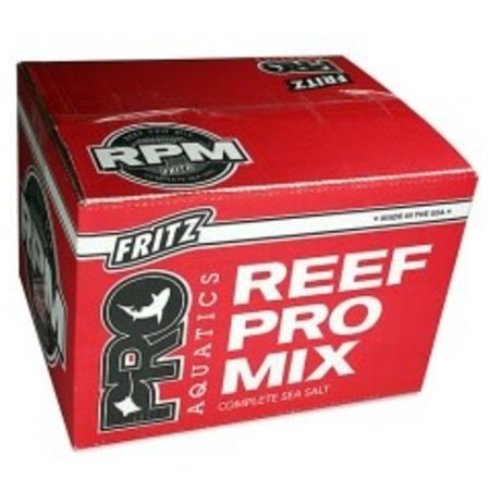FritzPro RED RPM Mix Salt 200g Bag
