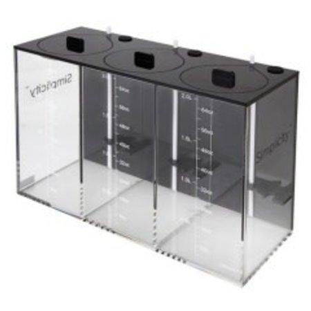 Simplicity 6L Dosing Container 3 x 2L