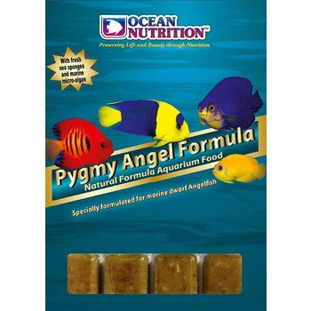 Ocean Nutrition Pygmy Angel Formula 3.5oz