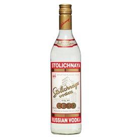 Stolichnaya Vodka Proof: 80  750 mL