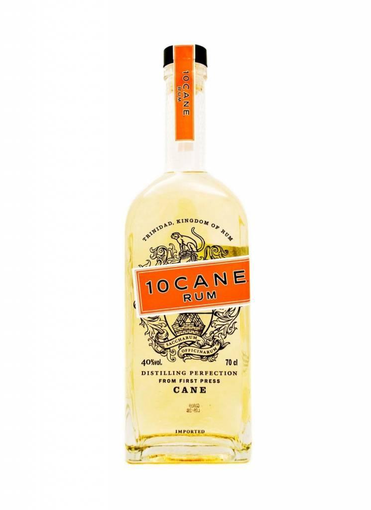 10 Cane Rum 750 mL Proof: 80