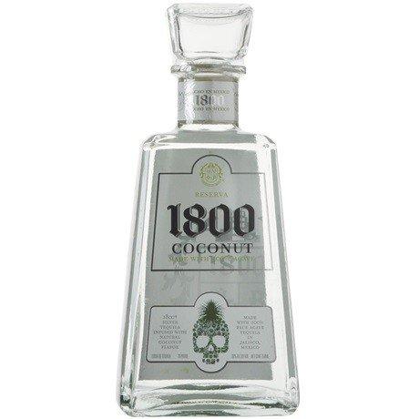 1800 Coconut Tequila 50 mL Proof: 70
