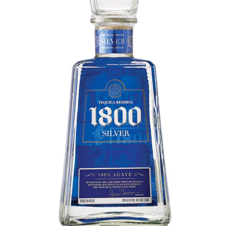 1800 Silver 375 mL Proof: 80