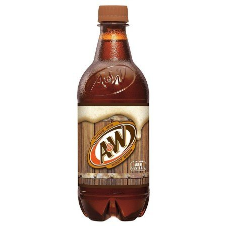 A&W Root Beer 20 OZ