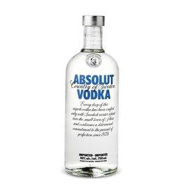 Absolut Vodka ABV: 40%  50 mL