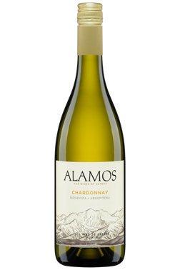 Alamos Chardonnay ABV: 13.5% 750 mL