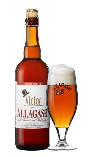 Allagash Brewing Co. Victor ABV: 9%