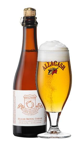 Allagash Brewing Co. Farm To Face ABV: 5.7%