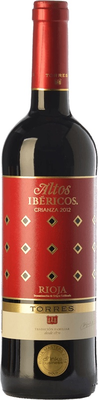 Altos Ibericos Torres ABV: 13.5%  375 mL