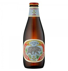 Anchor Brewing Co. California Lager ABV: 4.9% 6 Pack