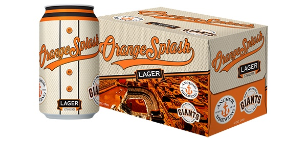 Anchor Brewing Co. Lager Giants ABV: 5.2%  6 Pack