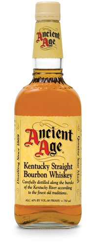 Ancient Age Kentucky Straight Bourbon Whiskey Proof: 80  200 mL