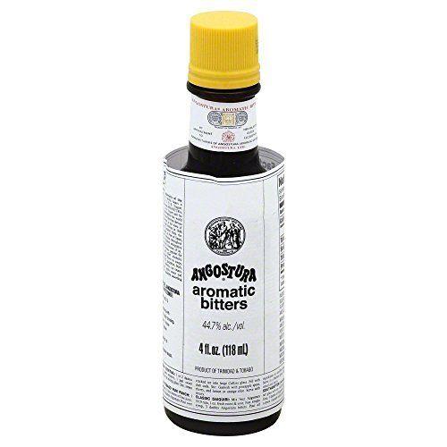 Angostura Aromatic Bitter ABV: 44.7% 118 ML