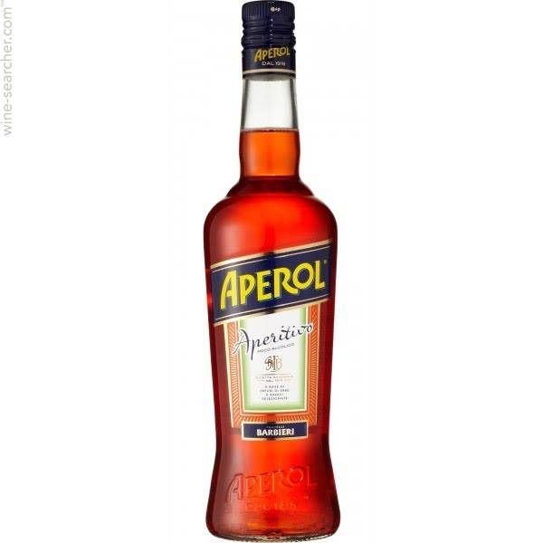 Aperol Aperitivo Liqueur ABV 11%  750mL