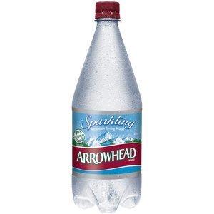 Arrowhead Sparkling Original Water 1L