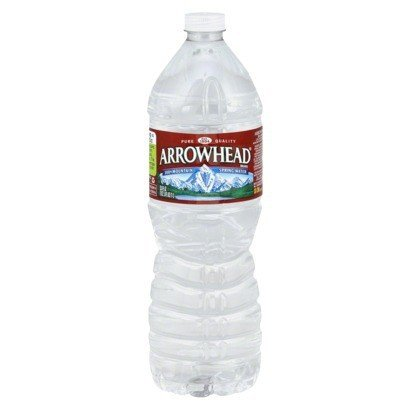 Arrowhead Spring Water 1L
