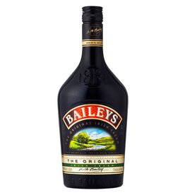 Baileys Original Irish Cream Liqueur ABV: 17%  50 mL