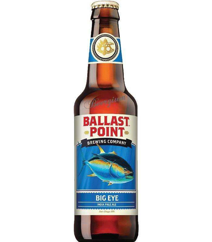 Ballast Point Brewing Co. Big Eye ABV: 7%