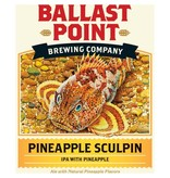 Ballast Point Brewing Co. Pineapple ABV: 7%  6 Pack