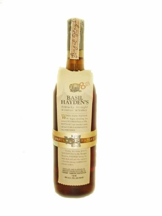 Basil Hayden's Bourbon Proof: 80 750 ML