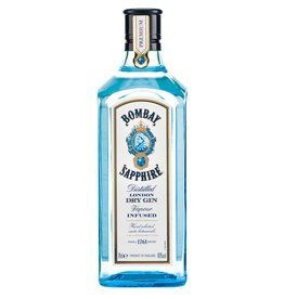 Bombay Sapphire London Dry Gin Proof: 80  750 mL