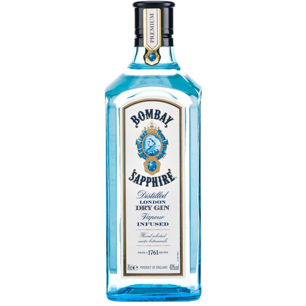 Bombay Sapphire London Dry Gin Proof: 80  750 mL
