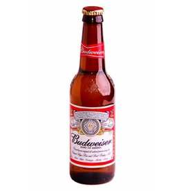 Budweiser Can ABV: 5%  6 Packs