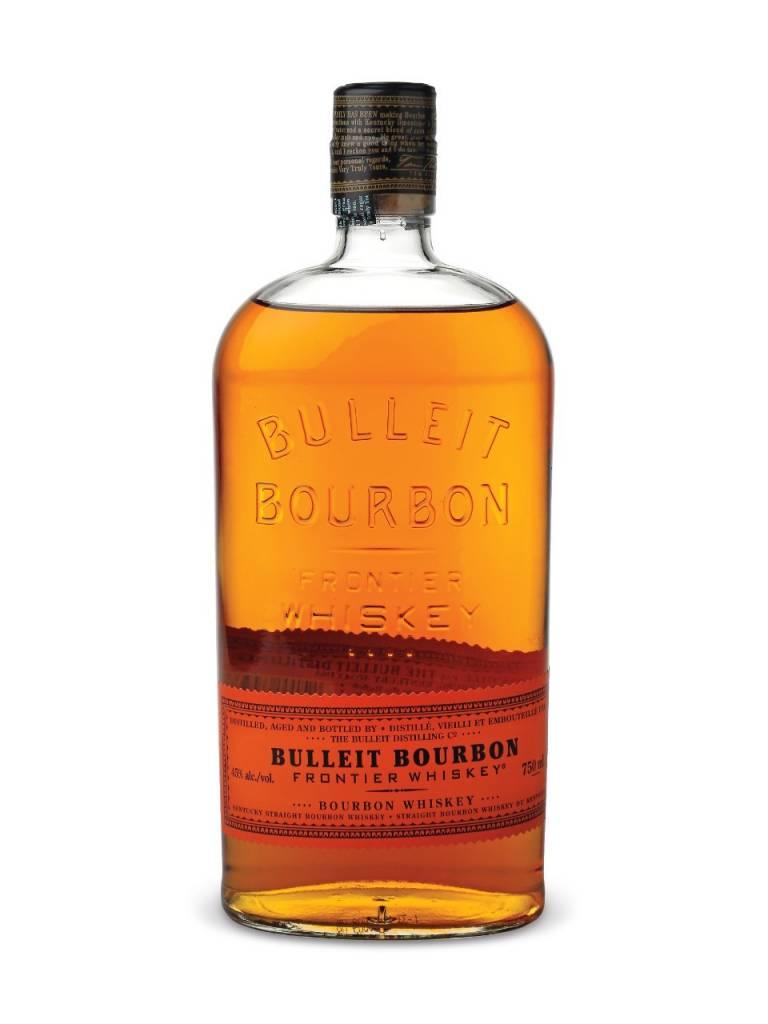 Bulleit Bourbon Fronteir Whiskey Proof: 90  200 mL
