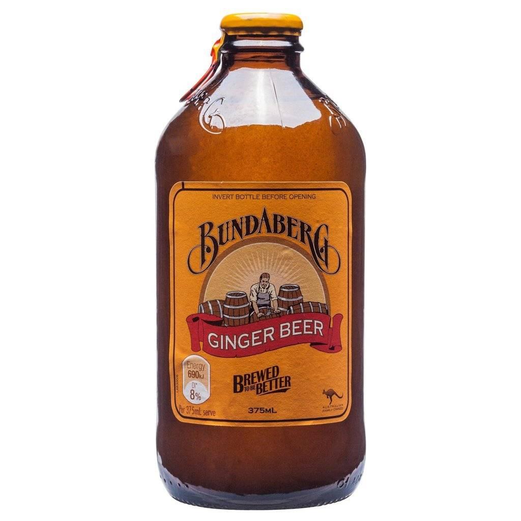 Bundaberg Ginger Beer 12 OZ