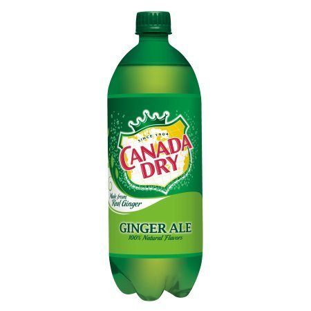 Canada Dry Ginger Ale 1L