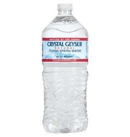 Crystal Geyser Water 1.5L
