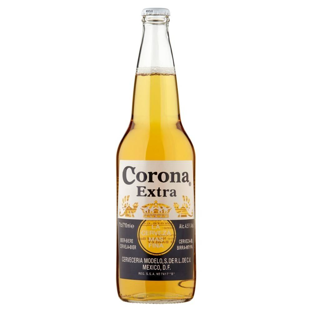 Corona Extra ABV: 4.5% 24 OZ - Cheers On Demand