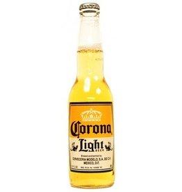 Corona Light ABV: 4.1%  12 Packs