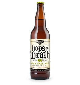 Dust Bowl Brewing Co. Hops of Wrath IPA ABV: 6.6%