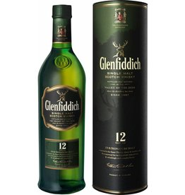 Glenfiddich 12 Years Single Malt Scotch Whisky Proof: 80  750ml