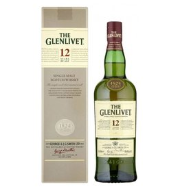 Glenlivet 12 Years Single Malt Scotch Whisky Proof: 80  750 mL