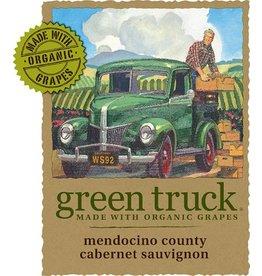 Green Truck Cabernet Sauvignon 2014 ABV: 13%  750 mL