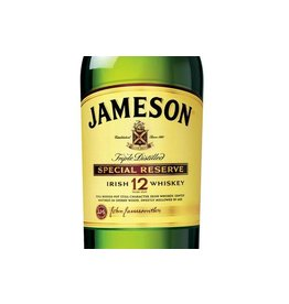 Jameson 12 years Irish Whiskey Proof: 80 750 ML