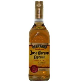 Jose Cuervo Oro [Gold] Especial Tequila Proof: 80  200 mL