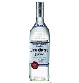 Jose Cuervo Plata [Silver] Especial Tequila Proof: 80%  375 mL