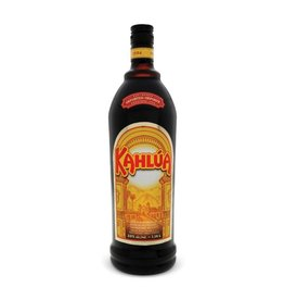 Kahlua Rum & Coffee Liqueur ABV: 20%  375 mL