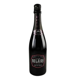 Luc Belaire Rose  ABV: 12.5%  750 mL