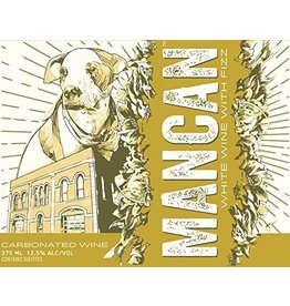 Man Can Fizz Wine ABV: 12.5% 4 Pack