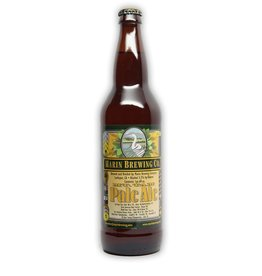 Marin Brewing Co Mt.Tam Pale Ale ABV: 5.4%