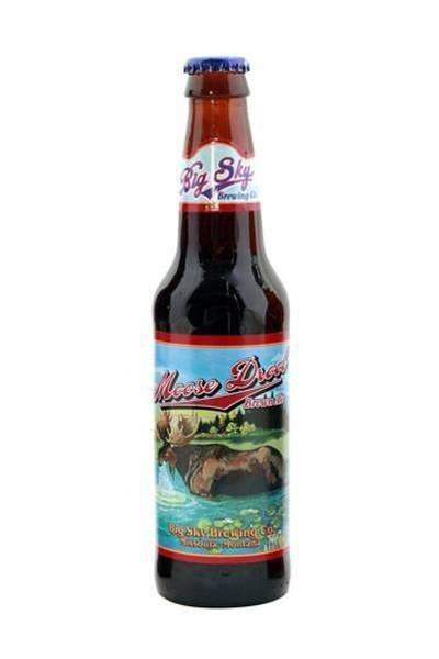 Big Sky Moose Drool Brown Ale ABV: 5.1%