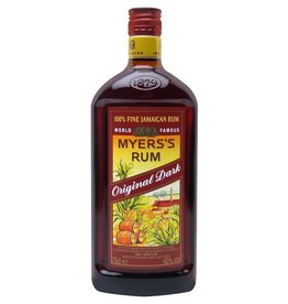 Myers's  Original Dark Rum Proof: 80  375 mL
