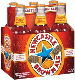 Newcastle Brown Ale ABV 4.7% 6 Pack