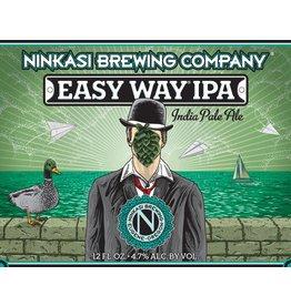 Ninkasi Brewing Co. Easy Way IPA ABV: 4.7%