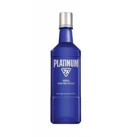 Platinum 7X Vodka Proof: 80  50 ml